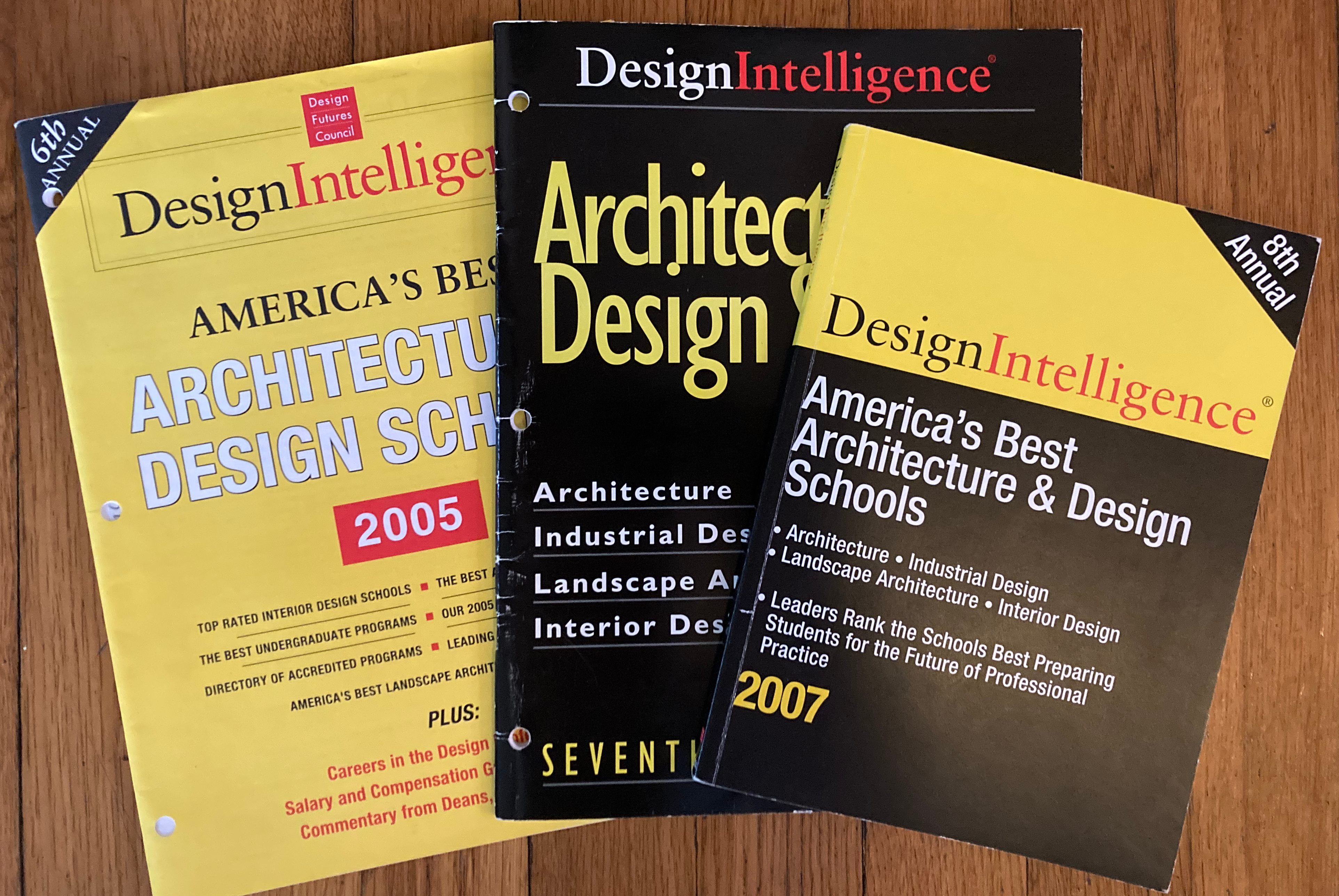 AEC Design School Survey Reports