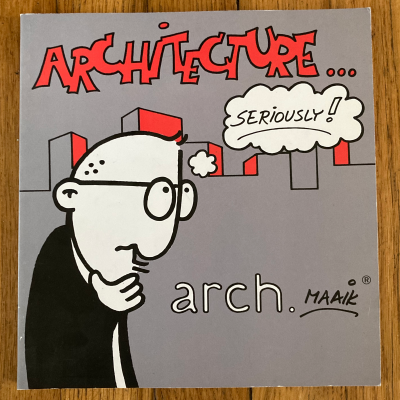 Architecture, Seriously cover