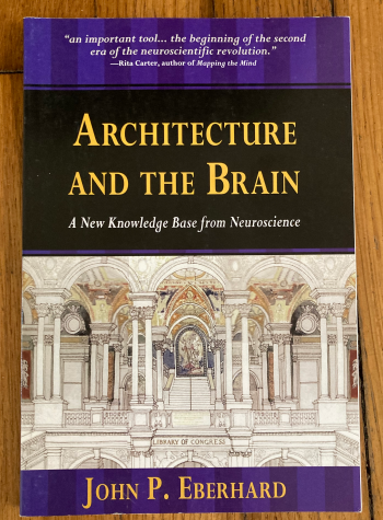 cover_architecture and the brain book